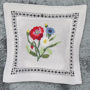 COUSSIN LAVANDE BOUQUET FRANCE