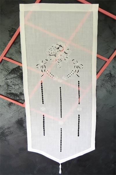 Brise Bise NOEUD 60x180 cm